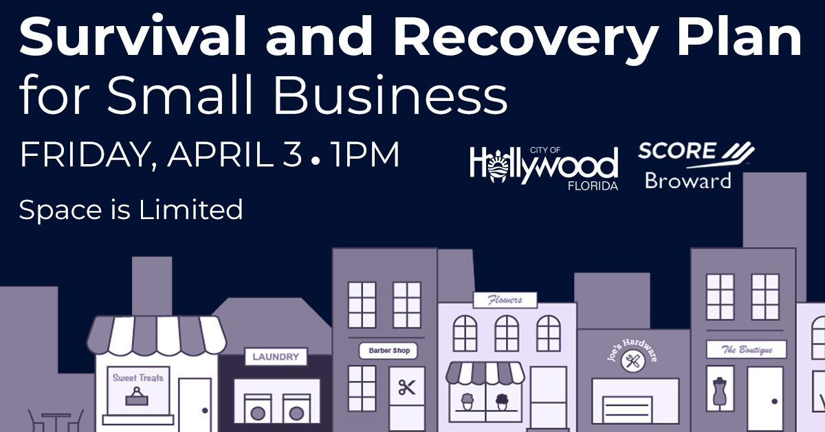 Survival and Recovery for Small Business