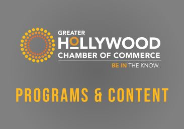 Chamber Programs & Content